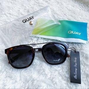 Quay Coolin Polarized Sunglasses